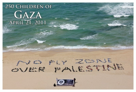 250 Children of Gaza April 21, 2011