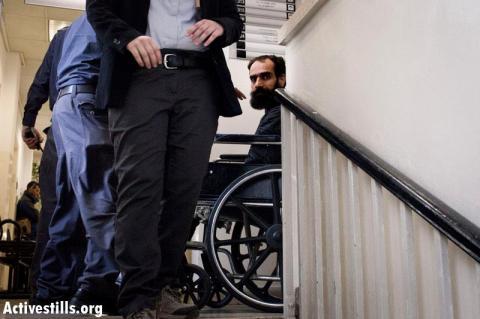 Samer na wózku