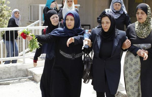 Palestinian female relatives
