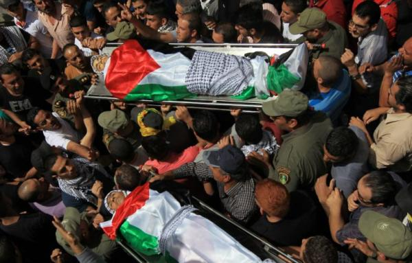 Palestinian teen killings
