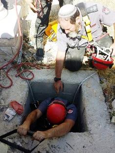 Poszukiwania w studni, Hebron Nowy Wspaniały Świat