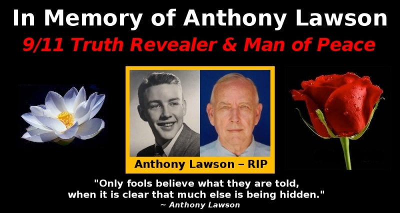 Anthony Lawson In Memorium