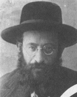 Michael Dov-Ber Weissmandel