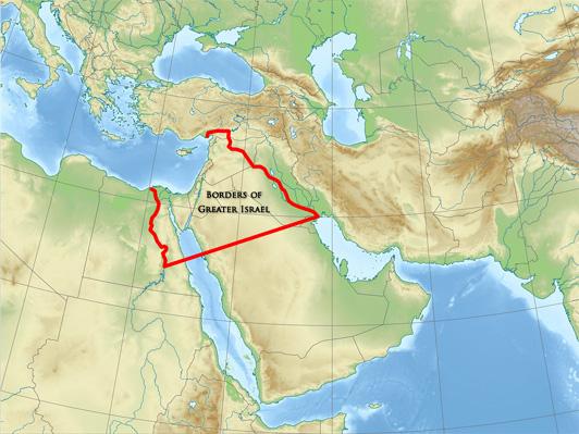 wielki izrael