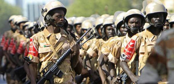 wojsko-sudan