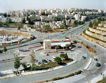 Ramot, żydowskie osiedle, okupowana Jerozolima Wschodnia