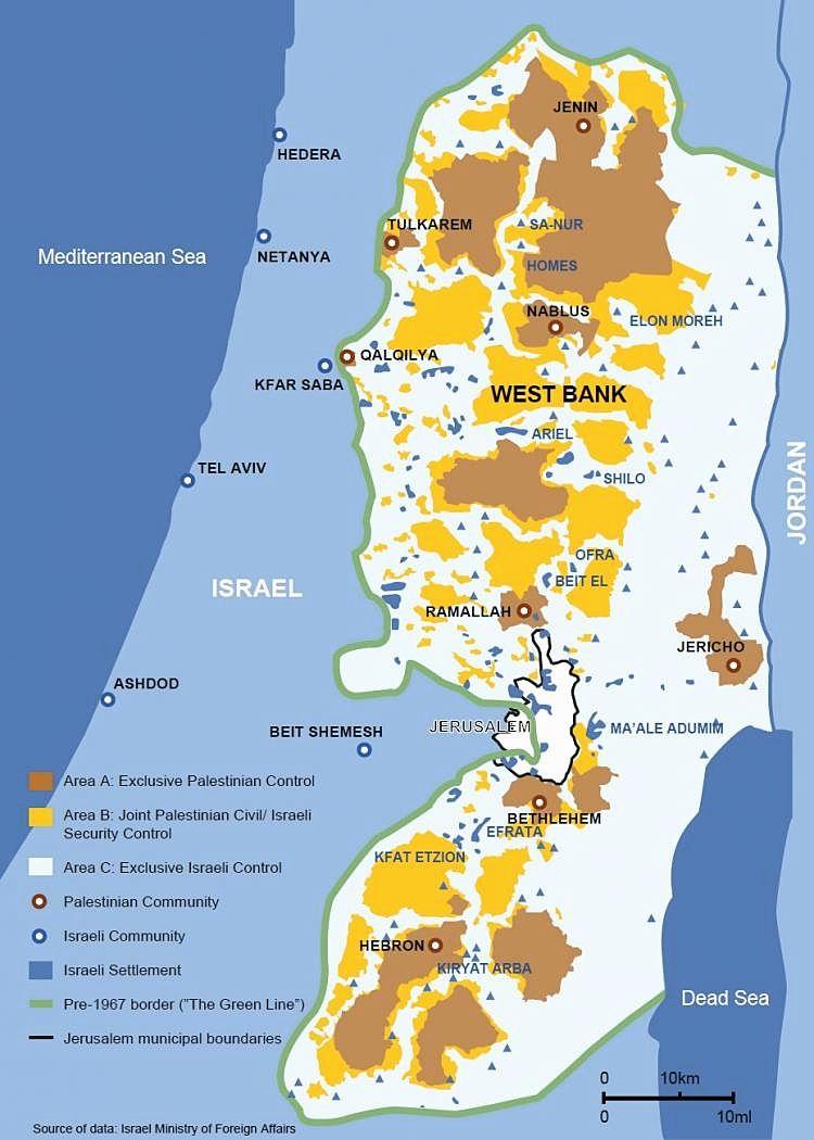 Organizacja Wyzwolenia Palestyny Wezwala Do Zerwania Relacji Z